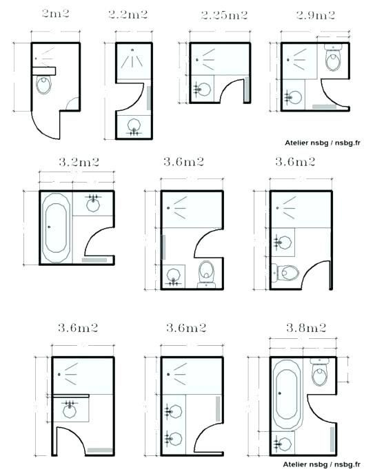 Bathroom Layout With Images Small Bathroom Plans Small