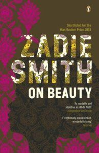 'On Beauty' by Zadie Smith Always a delightful, funny, emotional reading...