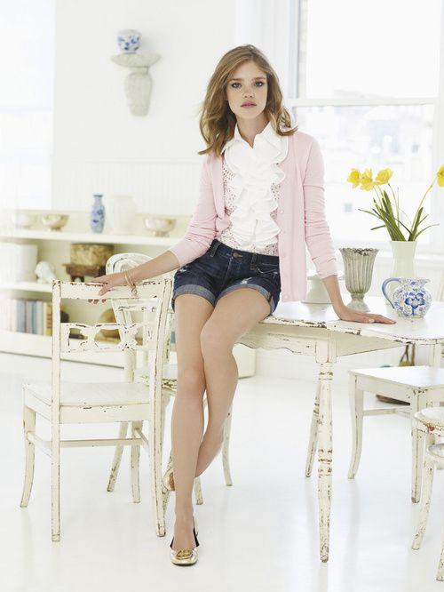 Moda e Decor: Simplicidade encantadora