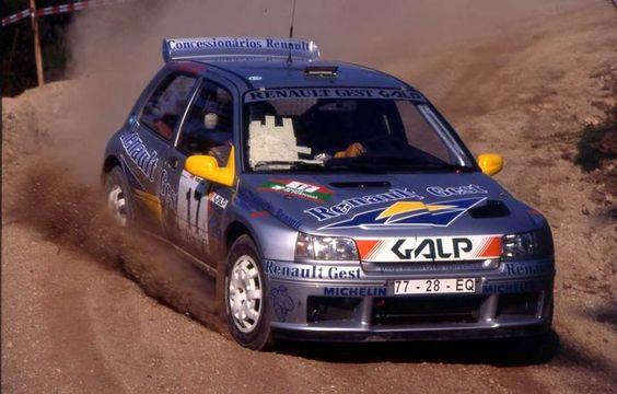 Renault Clio Williams Maxi Groupe Automobile Clio Renault
