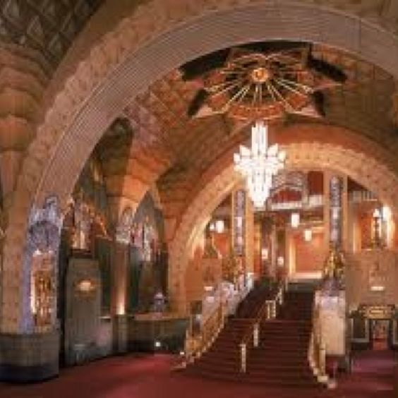 pantages theater hollywood | Pantages Theater Hollywood, California in the ... | Fabulous Theat…