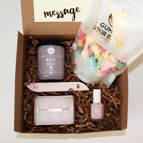 Wedding Gift Experiences : curated gift boxes specialized in making the wedding experience ...