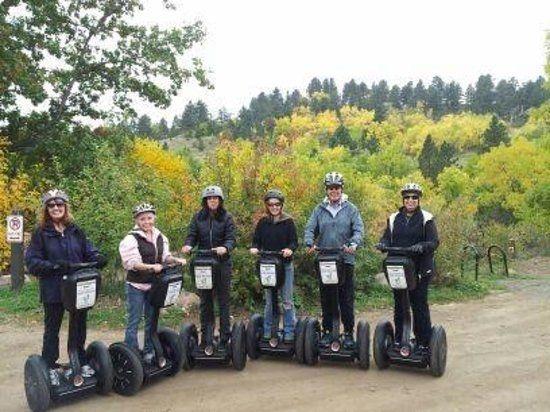 Colorado Segway Tours, Boulder