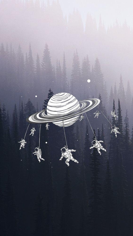 astronaut space iphone wallpaper - photo #28