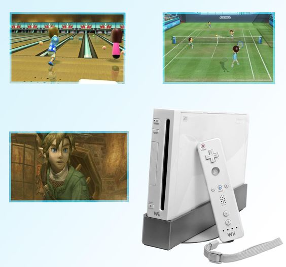 BEST -- Wii (2006) – While there were lots of mediocre games in the Wii launch lineup, pack-in title Wii Sports more than made up for them. ...