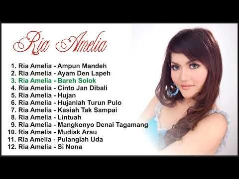 Ria Amelia Lagu Pilihan Terbaik Full Album High Quality