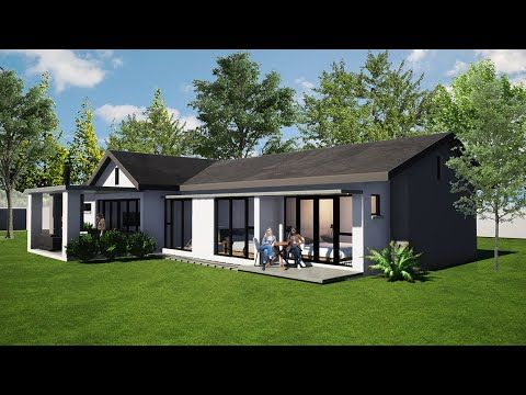 We Offer A Wide Variety Of Architect Designed House Plans At Very Affordable Prices We Speci Contemporary House Plans House Plan Gallery Modern Bungalow House