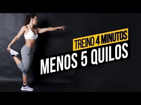 4 Minutos Para Acelerar A Queima De Gordura Raquel Quartiero