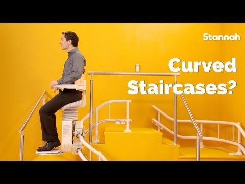 Regain Your Independence With A Stannah Stairlift 25 Years Of Experience In The Usa Quick Installation Get Your F In 2020 Aging In Place Free Quotes Types Of Stairs