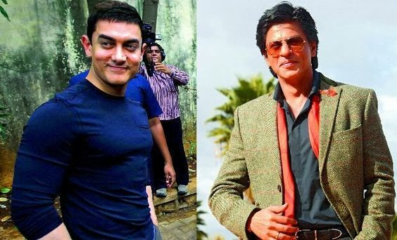 Aamir Khan finest actor, always inspiring: Shah Rukh Khan « Bollywood Movie News, Hot Celebrity News, Tamil Movie News, Hindi Movie News