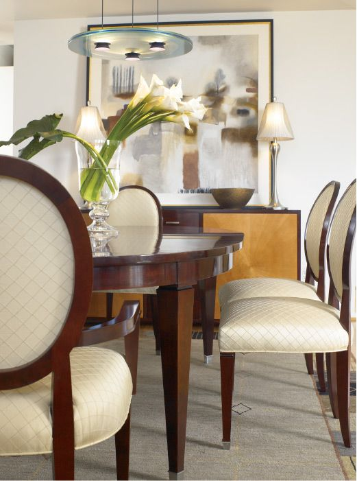 stickley metropolitan collection dining room prospect