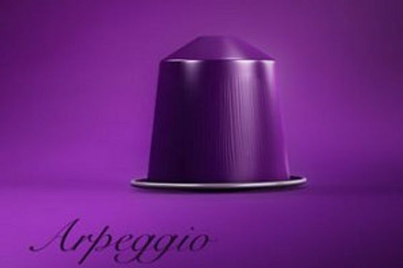 Nespresso Arpeggio..one of my favorite blends.