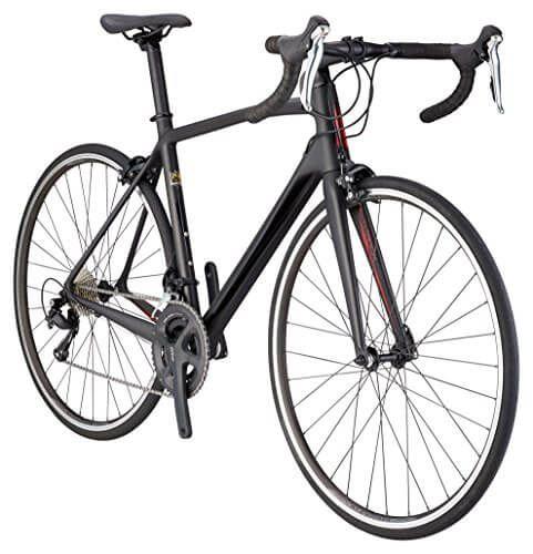 Schwinn Fastback Carbon Road Bike Matte Black Best Road Bike