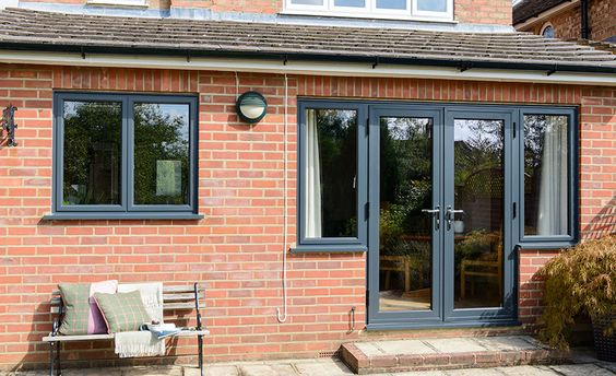 Upvc Anthracite Grey Windows Anglianhome Co Uk Windows