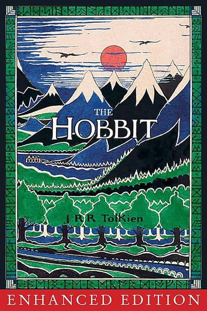 The Hobbit : Best adult fantasy book to read.