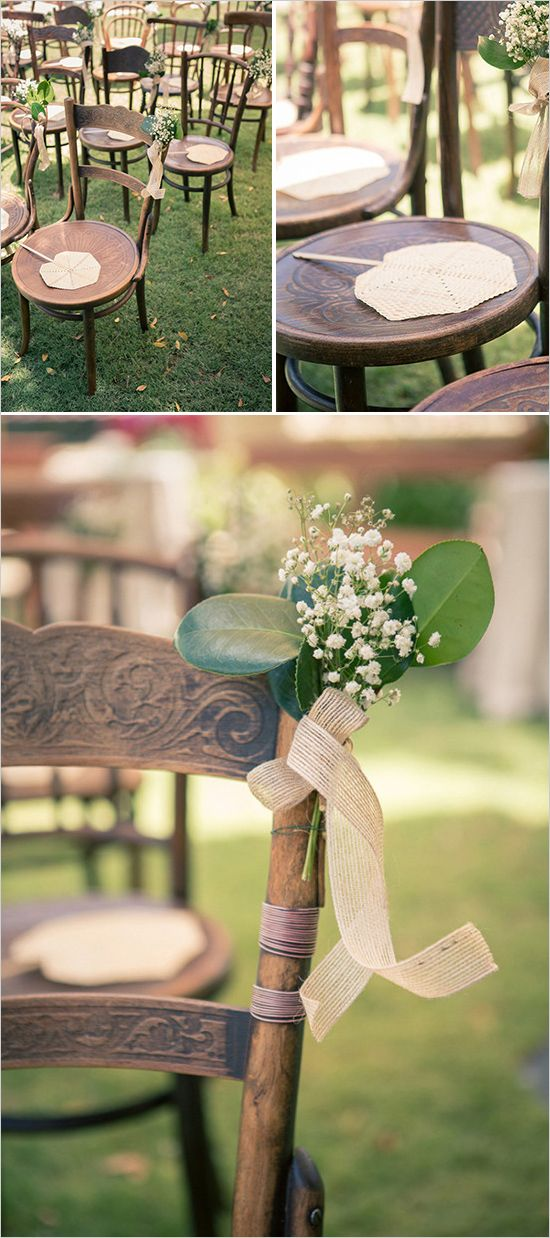 Hand held fans at vintage inspired wedding with a heart touching story. Captured By: I Heart Weddings #weddingchicks http://www.weddingchicks.com/2014/07/10/australian-wedding-with-a-heart-touching-story/
