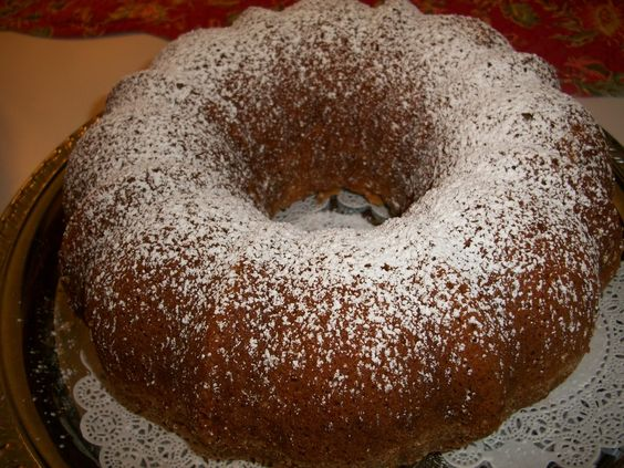 Brown Sugar Pound Cake ~ What's Cookin' in the Parsonage? | RefreshHer