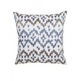 Ikat Deep Sea Pillow
