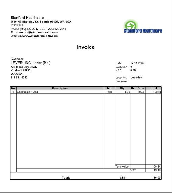 Download Free Payment Receipt Template Excel Excel Project - billing format in word