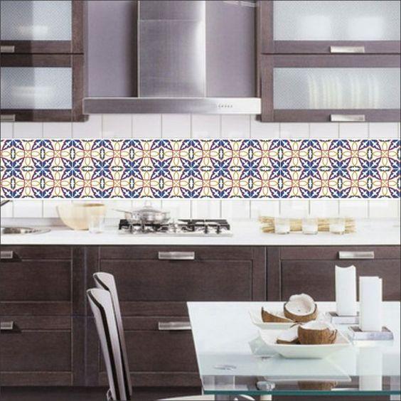 adesivos cozinha azulejo - Google Search