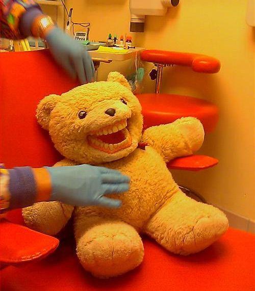 Teeth Bear teaching tool :)