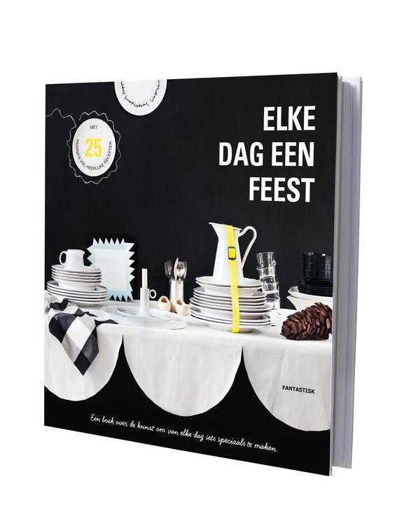 Bij mama is het natuurlijk altijd feest. Het FANTASTISK boek laat zien hoe je elke maaltijd een feestelijk extraatje kan geven. Van inspiratie om de tafel mooi te dekken tot heerlijke recepten. #IKEA #moederdag