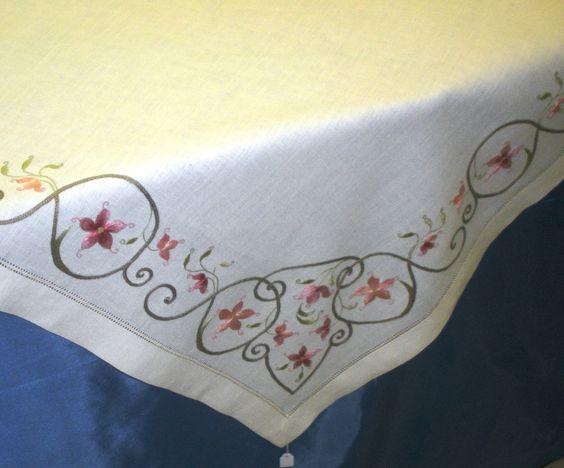 Ricamo, embroidery, broderie, bordado,.....