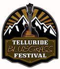 #Ticket  2016 Telluride Bluegrass Festival ticket 4-day Pass & Camping June 16-19 #deals_us