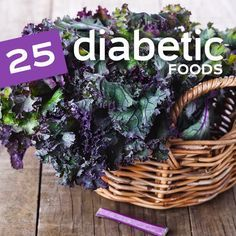 Sticking to a diet of diabetic foods is one natural way to help manage your condition and feel as good as possible all day long. If you're tired of the cycle of eating foods that spike your blood sugar levels, this list will help you avoid those foods and crowd them out with better, more...