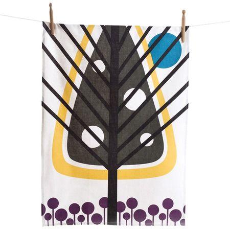 Pine Tea Towel!