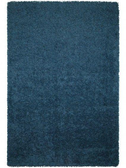 Shaggy Cambria Rug Blue