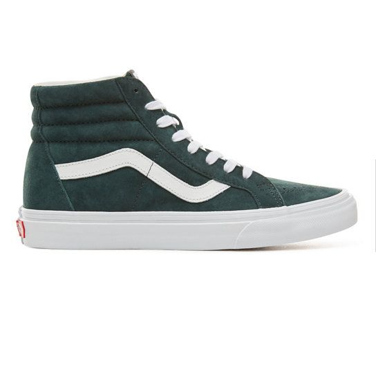 Suede Sk8 Hi Reissue Shoes | Nick's present ideas | Vans