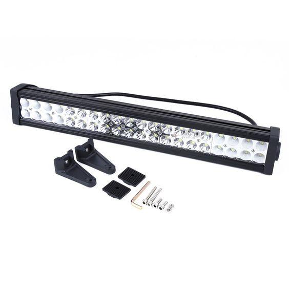 (Buy here: http://appdeal.ru/1pn2 ) Oversea 120W 180W 240W LED Doppel auto-Hilfslicht Scheinwerfer Arbeitsscheinwerfer for just US $39.85