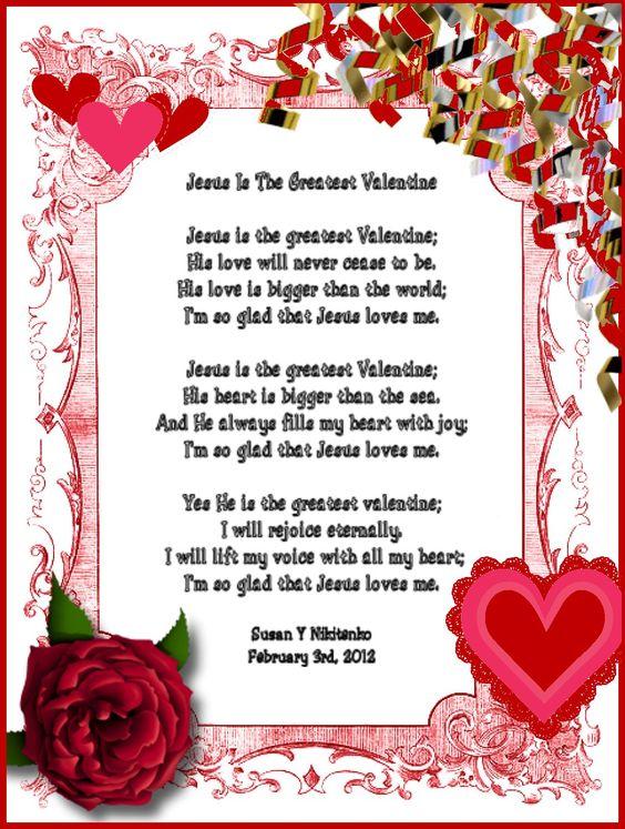 Christian Valentines Day Crafts http://valentinesdayclipart.com ...
