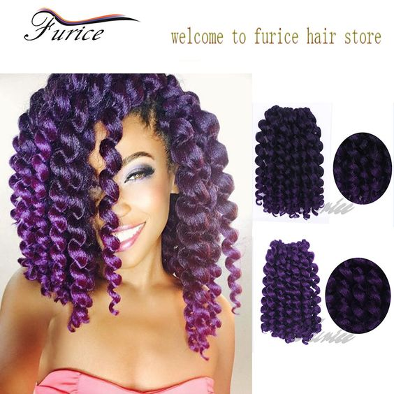 Quality Crochet Hair : ... Braids Hair High Quality Synthetic Wand Curl Crochet Hairstyles Cheap