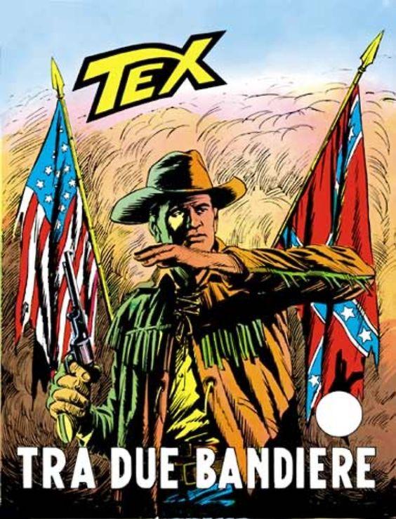 Tra Due Bandiere - Tex 113