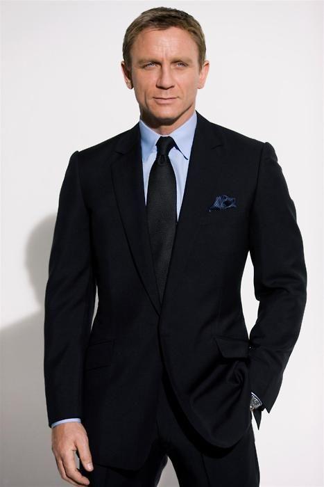 Men Wearing Suits