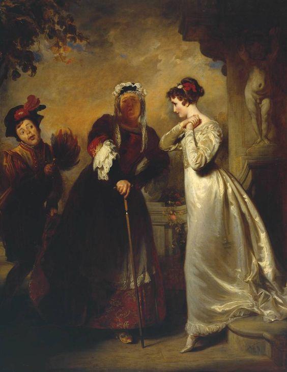 Is the Nurse in Romeo & Juliet a villain?