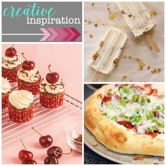 Check out these YUMMY features from the Creative Inspiration Link Up, and come on out and join us!