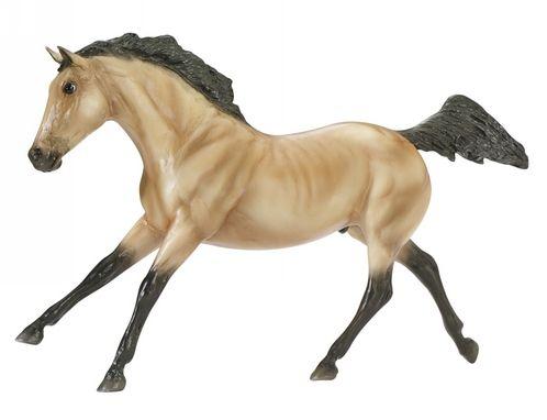 Breyer Traditional Buck - Ben Cartwright's Horse   Al-Bar Ranch