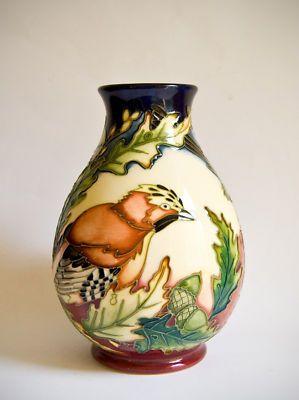 Moorcroft - Phillip Gibson 2002 Vase  $1,650