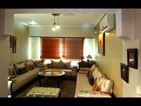 Appartement De 2 Chambres Meuble Et Equipe Au Dernier Etage 2 Chambres Placards Balcon 2 Salles De Bain Douche Salon Sectional Couch Home Decor Home