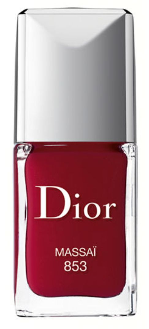 Pretty shade of nail polish from Dior