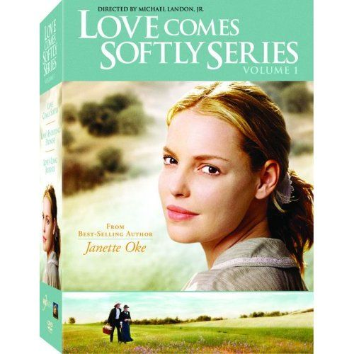 """""""Love Comes Softly"""" is a great series, and it's Christian!!"""