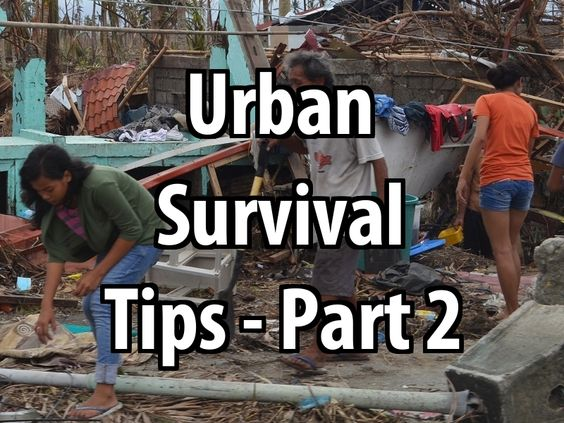 Here are the rest of my random urban survival tips. As I said last week, I thought of most of these on the spot, but they're all very important. #urbansurvival