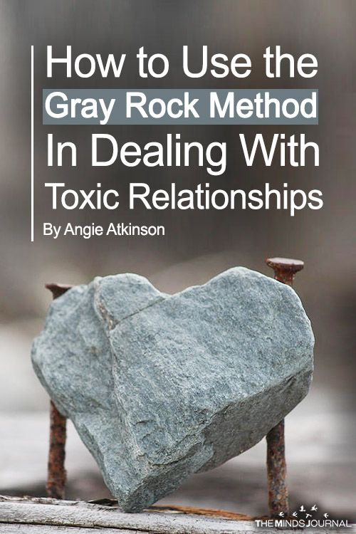 Grey rock method book