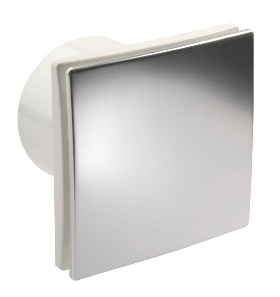 Axia Impression VIMP100T Bathroom Extractor Fan with Timer 100 mm ...