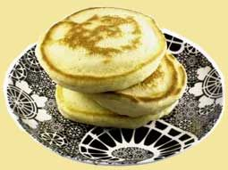 crumpets (vs pikelets)