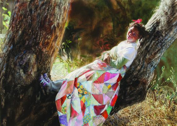 Mary Whyte Paintings   Artodyssey: Mary Whyte