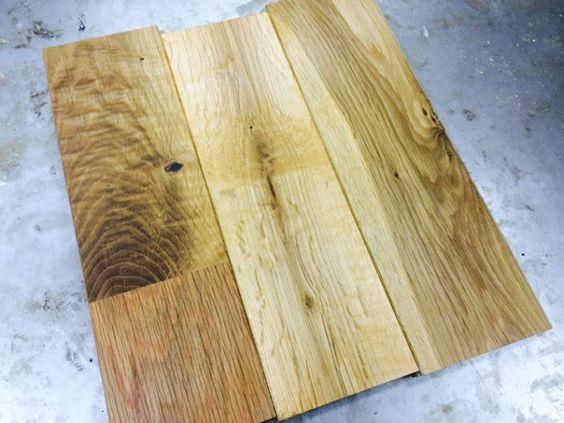 KREIDEZEIT #7 アンティークパイン × オーク(ナラ) #Oak #Flooring